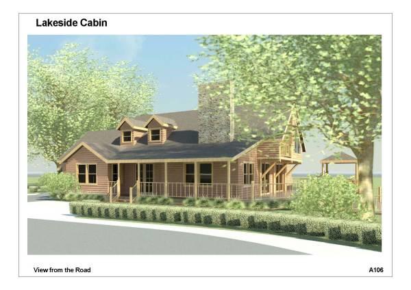 Image Remodeling Lakeside Cabin
