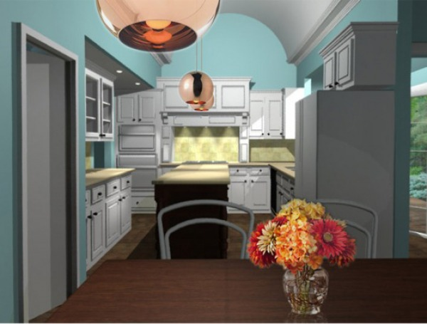 Image KITCHENS - Indoor & Ou...