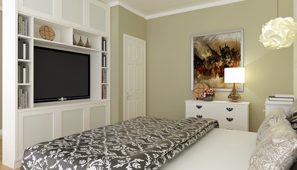 Image Master Bedroom & Walk-...