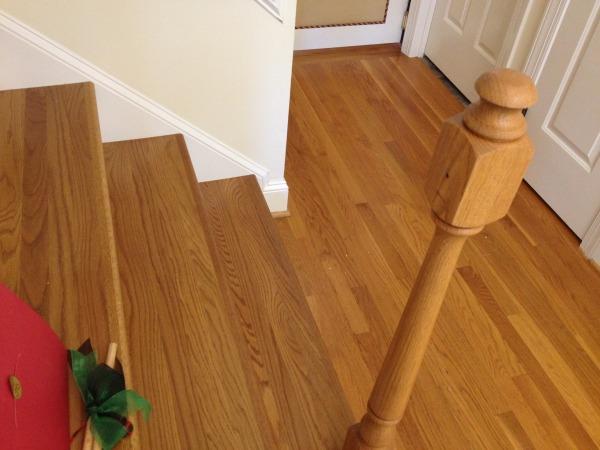 Image Wood floor is in the p...