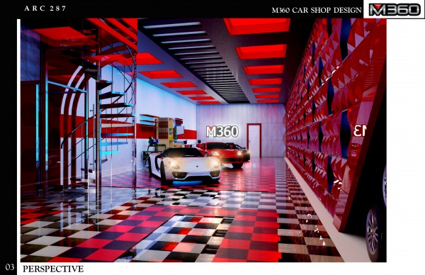 Retail Small Business Designed By Kevin Filbertt M360 Car Shop