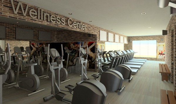 Image Wellness Center Floor ...