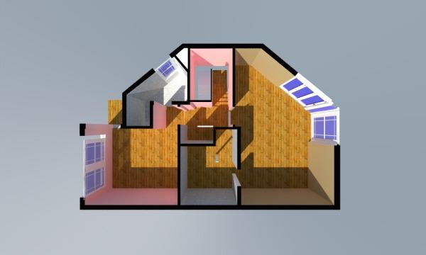 Image 3 floor top