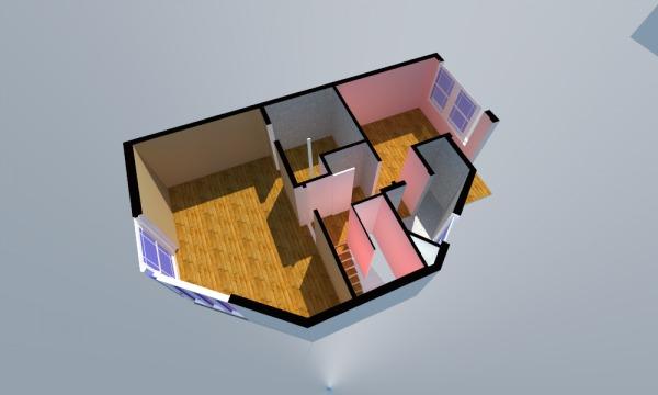 Image 3 floor 3d