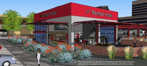 Image The Nomad Hotel, Co.