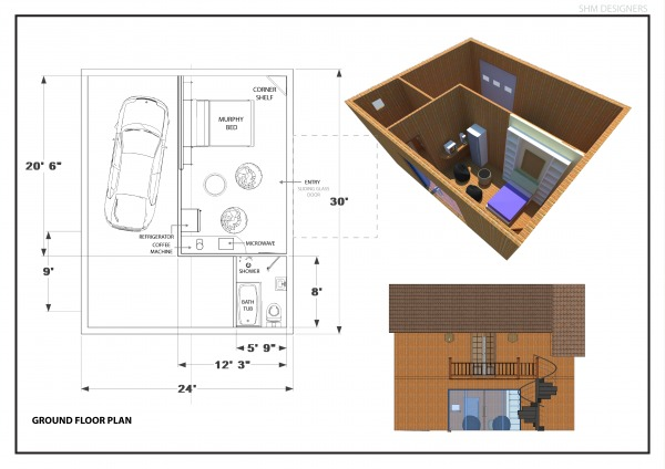 Image Ground Floor Plan and ...