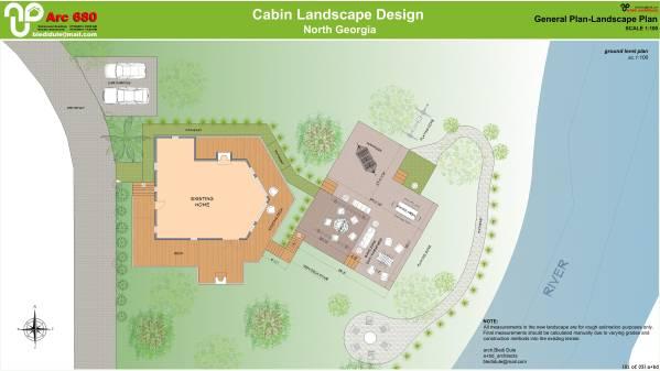 Image Cabin Landscape Design (1)