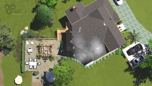 Image Cabin Landscape Design (2)