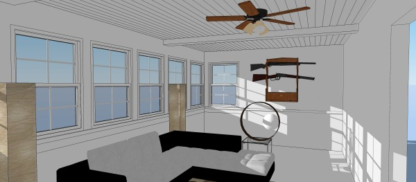 Image Sunroom to Den (2)