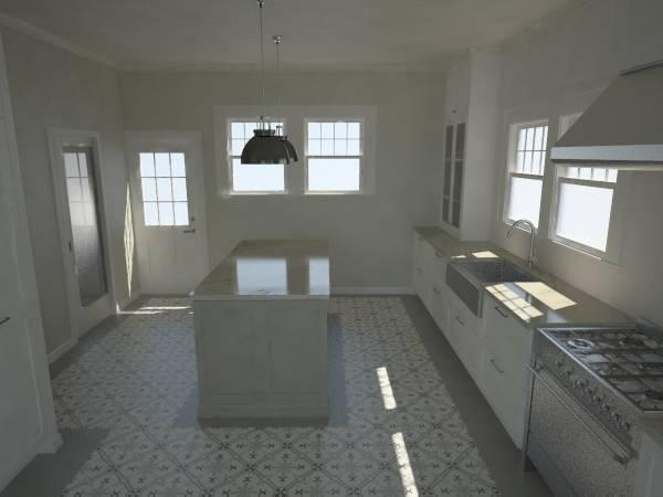 Image Kitchen redesign