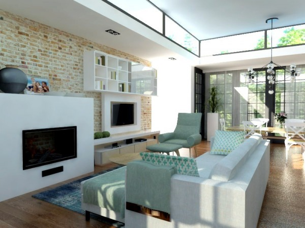 Image New Family Room Extension (2)