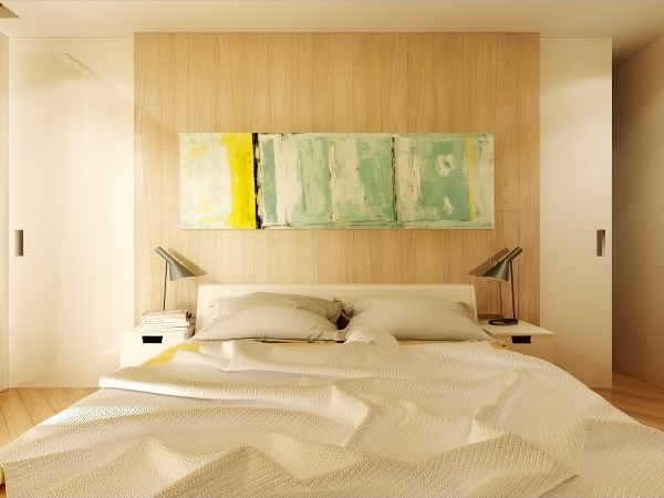 Image Master bedroom  with c...