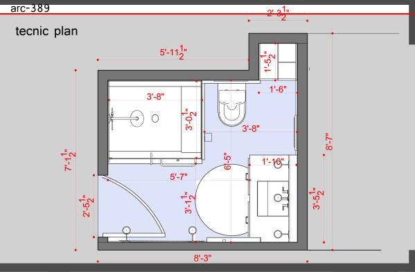 Image Small Bathroom Design/... (1)