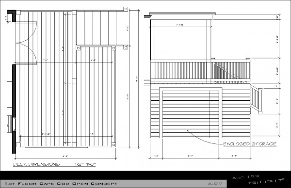 Image Page 7 - Deck Dimensions