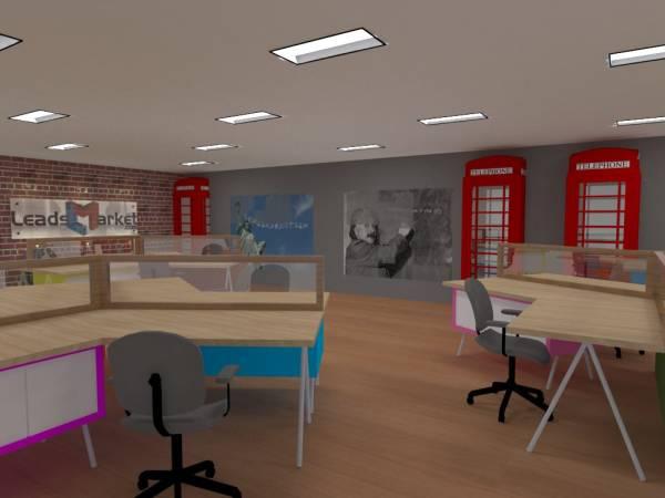 Image Interior Design for Of... (2)