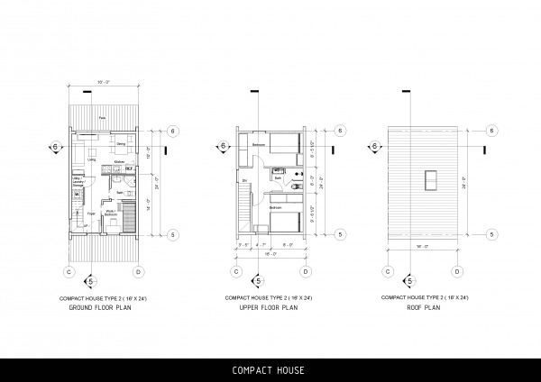 Image Compact House Type 2
