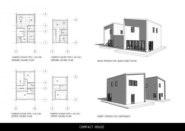 Image Ceiling Plan & 3D ...