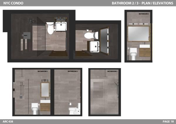 Image Bathroom 2 and 3