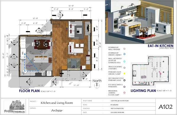 Image Kitchen & Living Room (1)