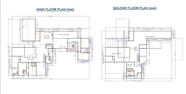 Image MAIN FLOOR = 569 sq m ...