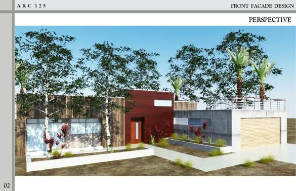 Image Front Facade Design (2)
