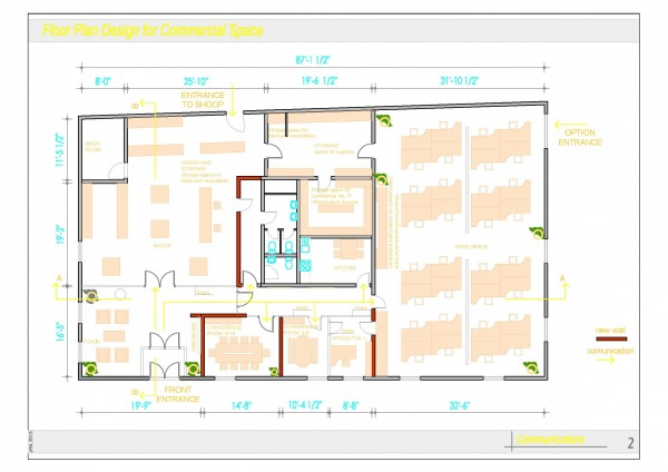 Image Floor Plan Design for ...