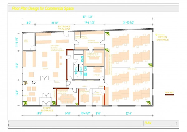 Image Floor Plan Design for ... (2)