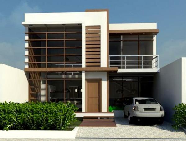 Best Home Design Photos Front View Contemporary - Interior Design ...