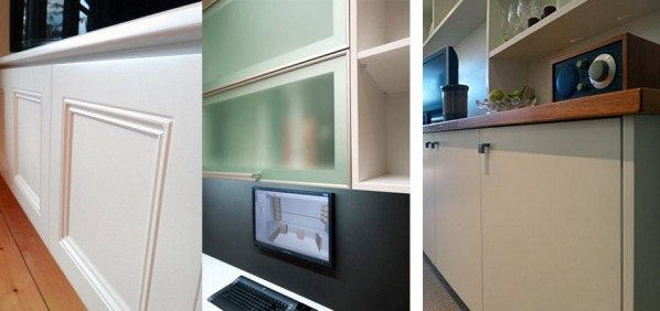 Image custom cabinets