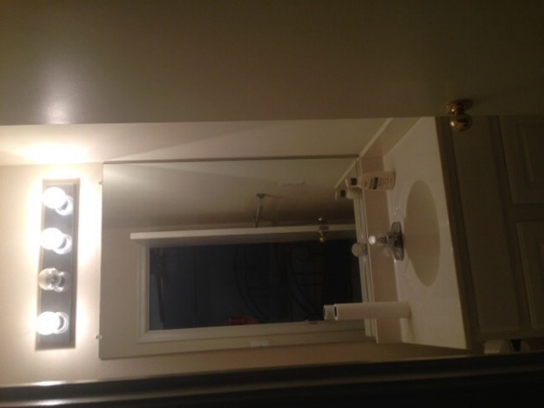 Image Master bath light fixture