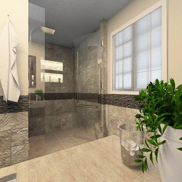Image Ski House Bathroom - M...