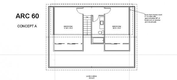 Image CONCEPT A (plan view)