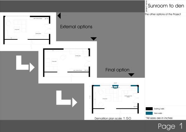 Image Sunroom to Den
