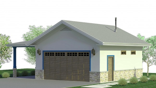 Image New Detached Garage & ... (0)