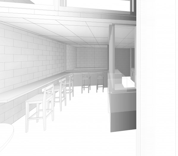 Image Fastfood design project