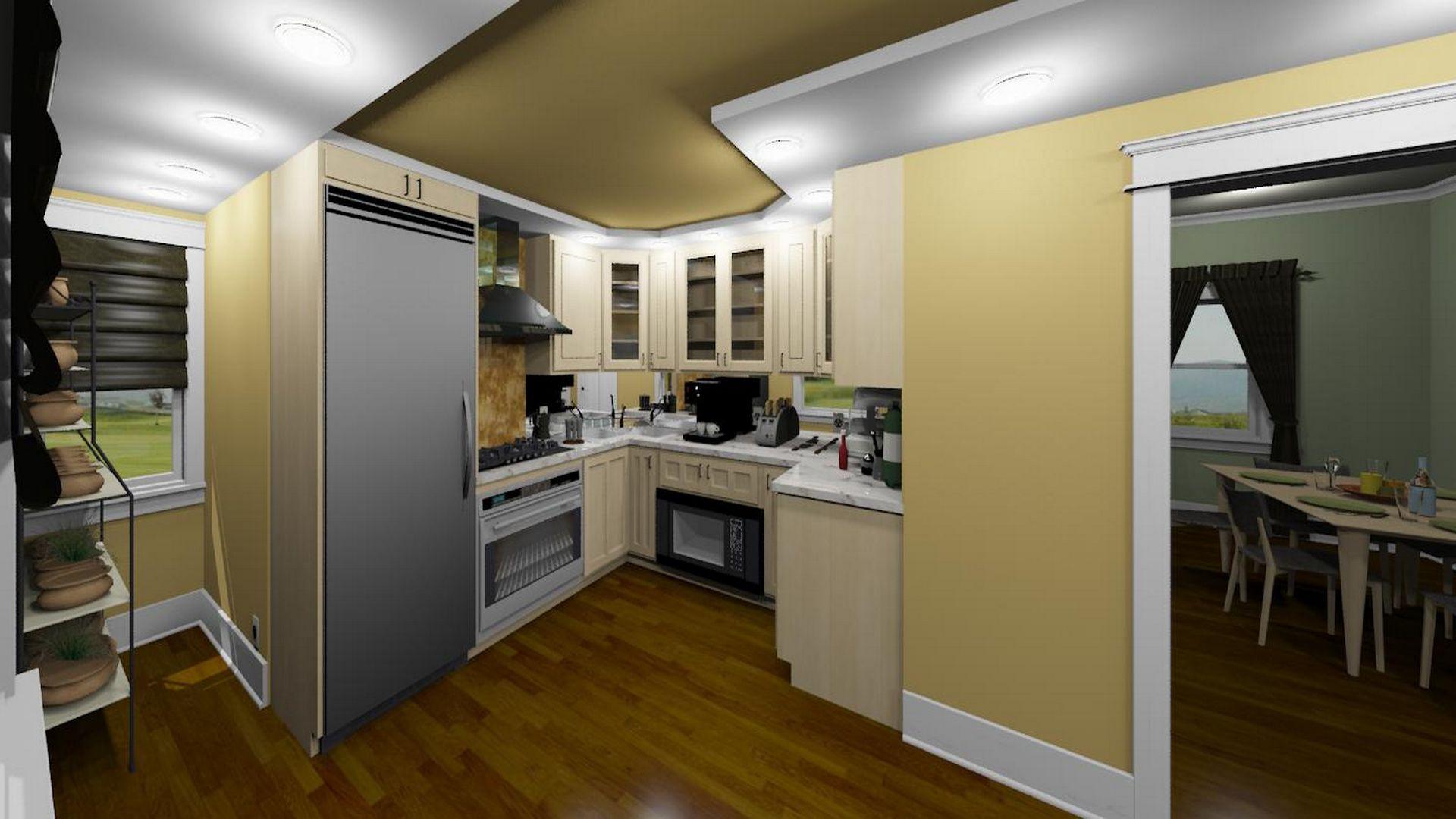 Viewdesignerproject Projectkitchen Design Designed By Gosho Ganchev New Kitchen