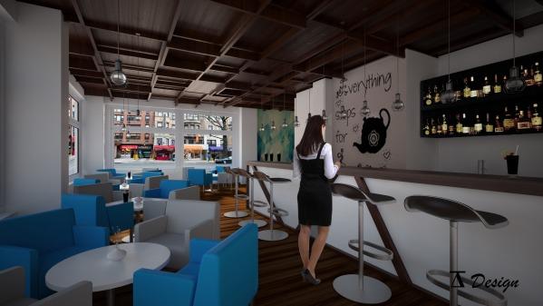 Image Cafe bar