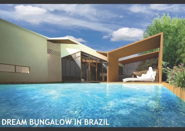 Image Dream Bungalow in BRAZIL!