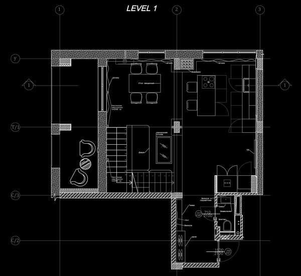 Image level 1 floorplan