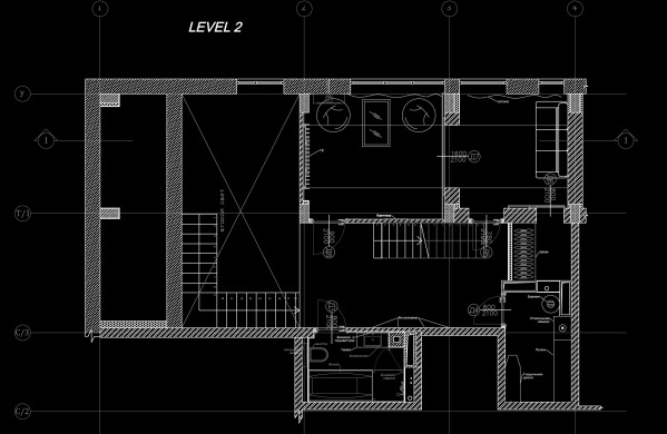 Image level 2 floorplan