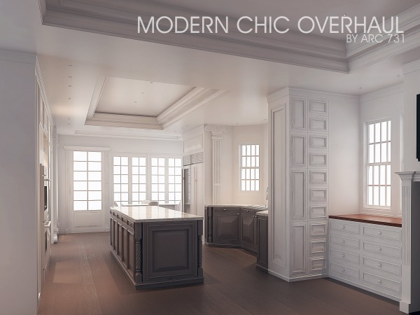 Image Modern Chic Overhaul