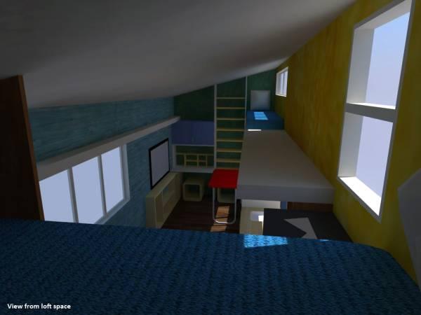 Image Design Rockin' Tiny House