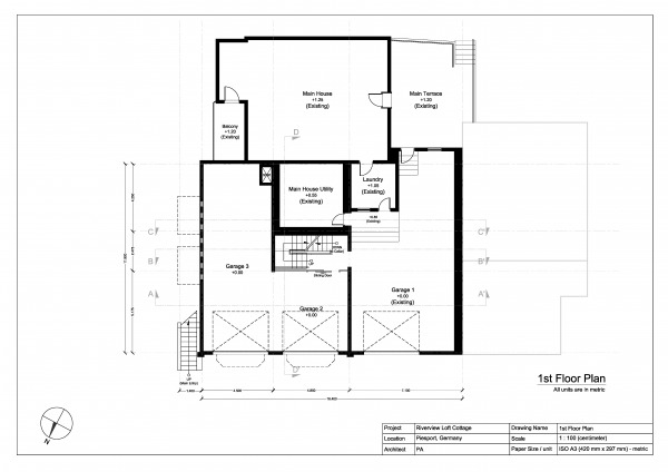 Image First Floorplan