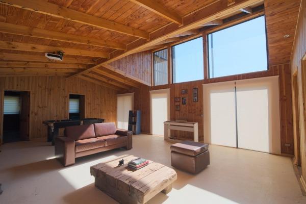 Image Pirque house