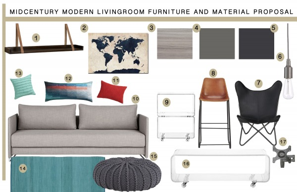 Image FURNITURE AND MATERIAL...