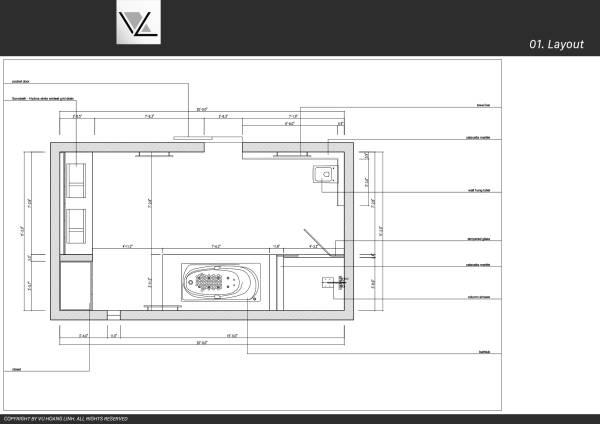 Image layout plan