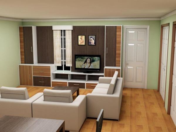 TV room remodel