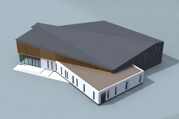 Image sport hall (school pro...
