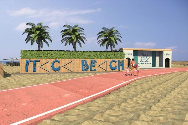 Image Bar on the beach (2)