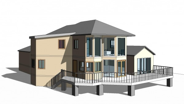 Image Home Addition to Side ...